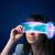バーチャル · 現実 · 投影 · 将来 · 科学 · 現代 - ストックフォト © ra2studio