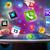 jonge · zakenman · tablet · moderne · kleurrijk - stockfoto © ra2studio