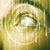 moderna · soldado · objetivo · matriz · ojo · hombre - foto stock © ra2studio