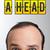 homme · construction · tête · jeune · homme · visage - photo stock © ra2studio