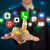 красивый · бизнесмен · красочный · мобильных · приложение - Сток-фото © ra2studio