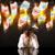 ビジネスマン · パニック · 男 · 表 · デスク · ランプ - ストックフォト © ra2studio