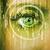 現代 · 女性 · 行列 · 眼 · 医療 · 技術 - ストックフォト © ra2studio