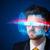 virtuale · realtà · proiezione · futuro · scienza · moderno - foto d'archivio © ra2studio