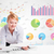 business woman with colorful charts stock photo © ra2studio