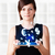 genç · kadın · bakıyor · modern · tablet · para · simgeler - stok fotoğraf © ra2studio