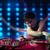 fiatal · lemezek · színes · fények · vonzó · buli - stock fotó © ra2studio
