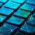 toetsenbord · iconen · sociale - stockfoto © ra2studio