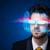 virtuális · valóság · vetítés · jövő · tudomány · modern - stock fotó © ra2studio