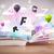 3D · красочный · шаре · вечеринка · рождения · цвета - Сток-фото © ra2studio