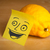 nota · rosto · sorridente · limão · cara · feliz - foto stock © ra2studio