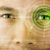 modern man with cyber technology target military eye stock photo © ra2studio