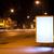branco · exibir · publicidade · noite · tráfego · céu - foto stock © ra2studio