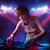nastolatek · rekordy · tłum · etapie · dziewczyna · strony - zdjęcia stock © ra2studio