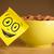 注記 · 笑顔 · 穀物 · ボウル · 紙 - ストックフォト © ra2studio