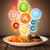 żywności · tablicy · posiłek · zdrowych · witamina - zdjęcia stock © ra2studio