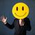 商人 · 笑臉 · 表情 · 黃色 · 頭 - 商業照片 © ra2studio
