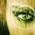 szem · bináris · kód · zöld · számítógép · internet · szemek - stock fotó © ra2studio