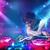энергичный · музыку · мощный · световыми · эффектами · молодые · вечеринка - Сток-фото © ra2studio
