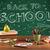 comprimido · maçã · secretária · lousa · comida · estudante - foto stock © ra2studio