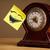 nota · rosto · sorridente · relógio · despertador · negócio - foto stock © ra2studio
