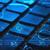 toetsenbord · wolk · technologie · iconen - stockfoto © ra2studio