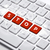keyboard with red button stock photo © ra2studio