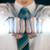homem · de · negócios · mãos · fogo - foto stock © ra2studio