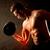 geschikt · bodybuilder · gewicht · Rood · spier - stockfoto © ra2studio