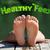 voeten · knuffel · afbeelding · twee · mannelijke - stockfoto © ra2studio