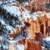 bryce canyon with snow in winter stock photo © rabbit75_sto