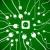 zöld · energia · erő · ikon · eps10 · gradiens · átláthatóság - stock fotó © radoma