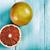 fresco · laranjas · mesa · de · madeira · fruto · retro · tropical - foto stock © radub85