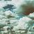 parlak · gökyüzü · güneş · karanlık · fırtınalı · bulutlar - stok fotoğraf © radub85