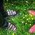 lopen · benen · park · vrouw · bos · sport - stockfoto © raduga21