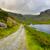 campagne · péninsule · belle · vallée · lac - photo stock © rafalstachura