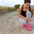ランニングシューズ · 女性 · ランナー · 靴 · レース · 実行 - ストックフォト © rafalstachura
