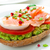 sandwich · avocat · tomate · oeuf · poissons - photo stock © rafalstachura