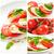 tomate · mozzarella · collage · foto · diferente · aperitivos - foto stock © rafalstachura