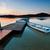 boat on lake stock photo © rafalstachura