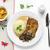 patates · salatası · mantar · pansuman · gıda · sağlık · salata - stok fotoğraf © rafalstachura