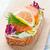 完全菜食主義者の · サンドイッチ · 肉 · 鶏 · トルコ · 豆腐 - ストックフォト © rafalstachura