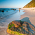 vue · côte · coucher · du · soleil · angle · longue · exposition · coup - photo stock © rafalstachura