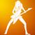 müzisyen · oyuncu · gitarist · gitar · notlar · vektör - stok fotoğraf © ramonakaulitzki