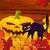 vector halloween background stock photo © ramonakaulitzki