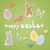 isolato · Pasqua · design · coniglio · coniglio · decorato - foto d'archivio © ramonakaulitzki