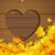 вектора · осень · сердце · текстуры - Сток-фото © RamonaKaulitzki