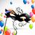 cinta · carta · globos · vector · colorido · vuelo - foto stock © ramonakaulitzki