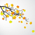autumnal vector branch stock photo © ramonakaulitzki