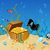 vízalatti · kincs · illusztráció · jelenet · gyerekek · keres - stock fotó © ramonakaulitzki